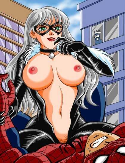 Spiderman Having Sex