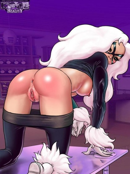 Black Cat Hentai